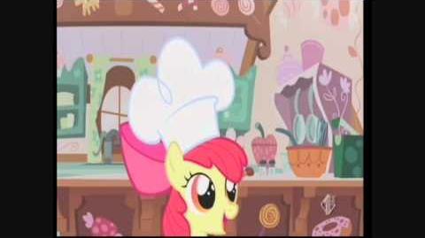 My little pony l'amicizia è magica - canzone dolci e tortine