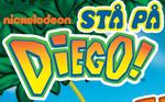 Go Diego Go! - logo (Norwegian)