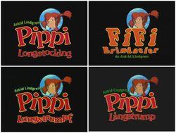 Pippi Longstocking localized text