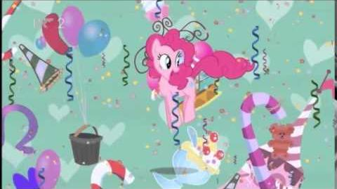 Pinkie's Gala Fantasy song - Croatian
