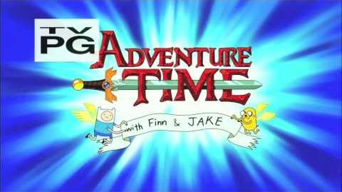Adventure Time - theme song (English)