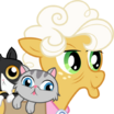 Goldie Delicious (My Little Pony Friendship Is Magic) - head
