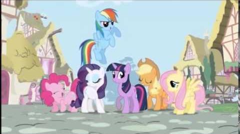 My Little Pony FiM - Opening (Croatian)