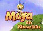 Maya the bee Irish