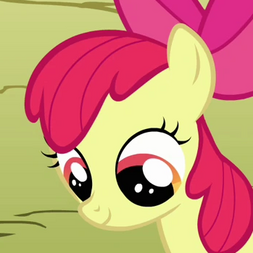 Apple Bloom (My Little Pony Friendship Is Magic)