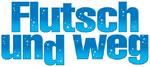 Flushed Away - logo (German)