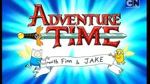 Adventure Time - theme song (Indonesian)
