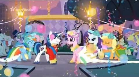 MLP song Love in Bloom,