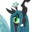 Queen Chrysalis (My Little Pony Friendship Is Magic) - head
