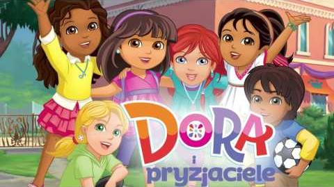 Dora and Friends Into the City! - theme song (Polish)