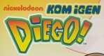 Go Diego Go! - logo (Swedish)