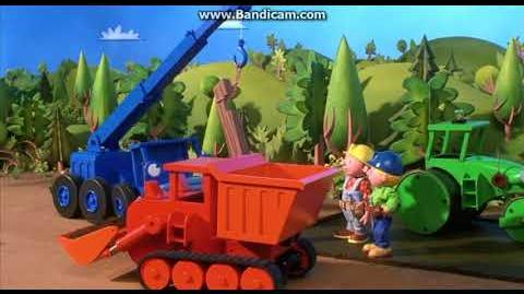 Bob the Builder intro French 2