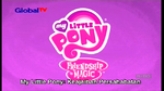 My Little Pony Friendship Is Magic - title card (Indonesian)