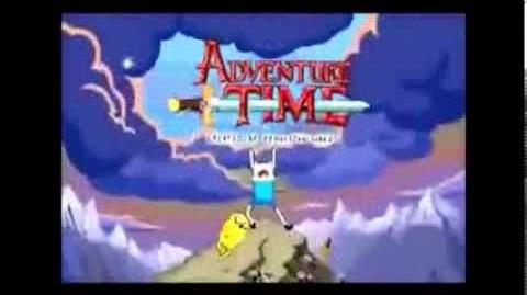 Adventure Time Theme Song (Tagalog Version)