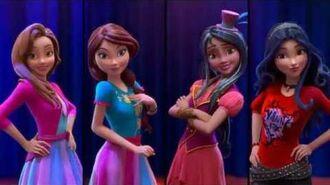 Descendants Wicked World Goed is beter Disney Channel BE