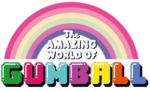 The Amazing World of Gumball - logo (English)