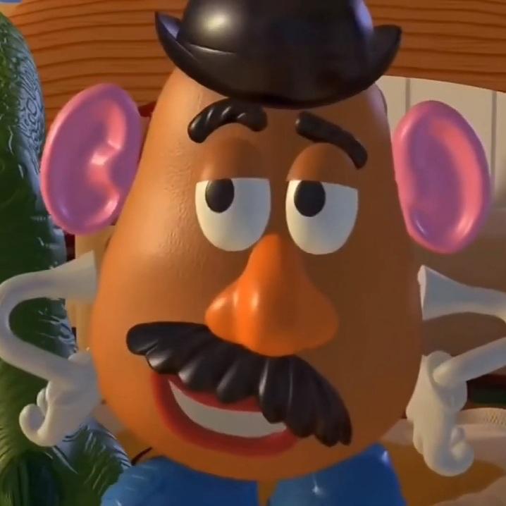 Mr Potato Head Toy Story Link International Entertainment