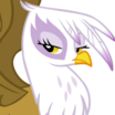 Gilda (My Little Pony Friendship Is Magic) - head