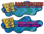 SpongeBob SquarePants - both title cards (Albanian)