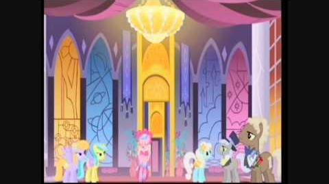 My little pony l'amicizia è magica - canzone il gran galà galoppante