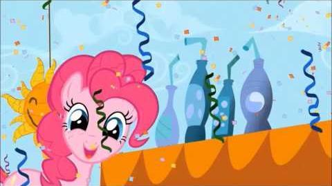 Pinkie's Gala Fantasy Song - Hungarian