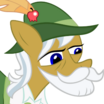 Apple Strudel (My Little Pony Friendship Is Magic) - head