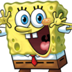SpongeBob SquarePants (SpongeBob SquarePants) - head
