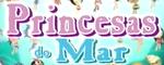 Sea Princesses - logo (European Portuguese)
