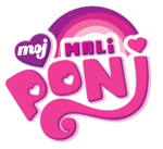 My Little Pony Friendship Is Magic - logo (Bosnian, Hayatovci)