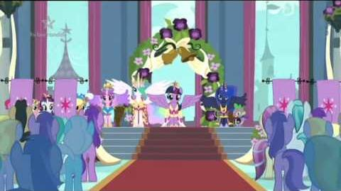 SONG Behold, Princess Twilight Sparkle czech dubb