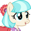 Coco Pommel (My Little Pony Friendship Is Magic) - head