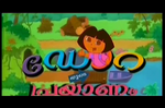 Dora the Explorer - Malayalam logo