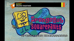 SpongeBob SquarePants - title card (Hungarian, Comedy Central Extra)