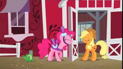 Lithuanian Pinkie Pie's Singing Telegram