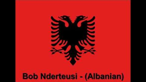 Bob Ndertuesi - Albanian