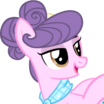 Suri Polomare (My Little Pony Friendship Is Magic) - head