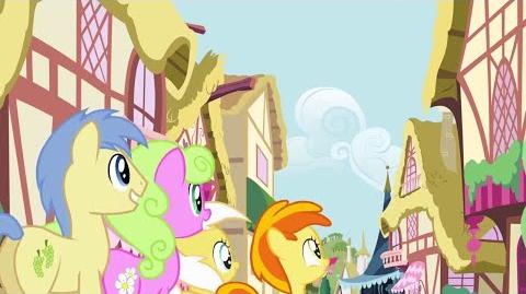 Czech My Little Pony Pinkie The Party Planner Songs HD