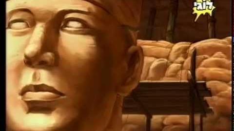 נסיכת הנילוס - פרק 1 - הקללה