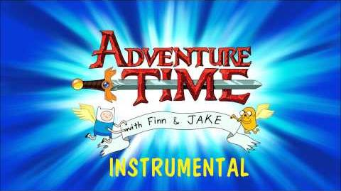 Adventure Time - theme song (Instrumental)