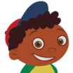 Quincy (Little Einsteins) - head
