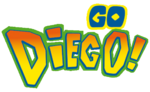 Go Diego Go! - logo (French)