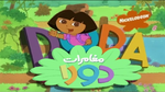 Dora the Explorer - S1–2 title card (Arabic, Nickelodeon)