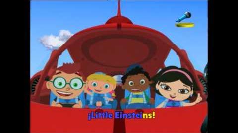 Disney Junior España - Canta con Disney Junior- Little Einsteins