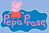 Serbian Peppa logo