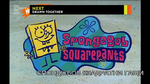 SpongeBob SquarePants - title card (Bulgarian, Comedy Central Extra)