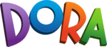 Dora the Explorer - 2009 logo (alternate)