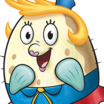 "Mrs. ""Poppy"" Puff (SpongeBob SquarePants) - head"