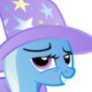 Trixie (My Little Pony Friendship Is Magic) - head