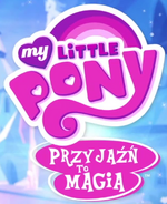 My Little Pony Friendship Is Magic - logo (Polish)