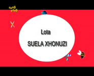 Charlie and Lola - end credits 4 (Albanian)
